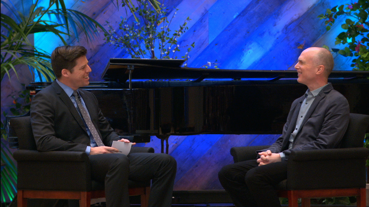 Bobby Schuller interviews Kevin Paulau on Hour of Power with Bobby Schuller at Shepherd's Grove